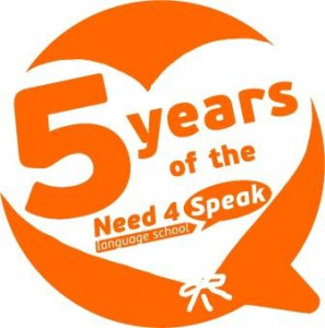 5 years to Need4Speak